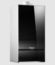 Настенный газовый котёл Buderus Logamax plus GB172-20 i K (черный) фото