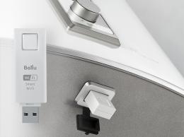 Электрический накопительный водонагреватель Ballu BWH/S 30 Smart Wi-Fi фото 3