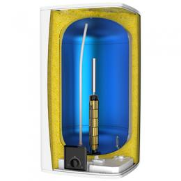 Электрический накопительный водонагреватель Atlantic Steatite Cube 150 л фото 2
