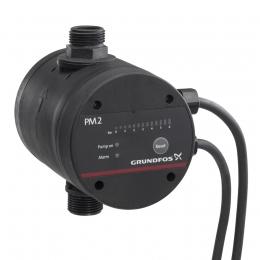"Grundfos Реле давления PM 2 с защитой от ""сухого хода"", давление включения 1,5-5 бар фото"